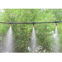 Quality PVC Material Greenhouse Drip Irrigation System Garden Hose Micro Sprinkler for sale