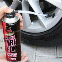 Quality SGS OEM Tire Sealant And Inflator Spray Emergency Tyre Sealant for sale