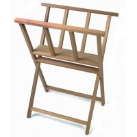 China Foldable Heavy Duty Artist Easel , Decorative Craft Wooden Display Easel on sale