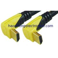 Quality XBOX 360 Gold Plated Male To Male HDMI Cable Nylon Sleeve for sale