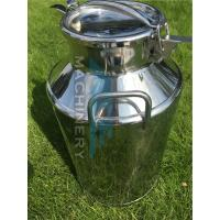 Quality Milk Cans/ Dairy Milk Cans 20L Aluminum milk cans /stainless steel milk transport cans for sale