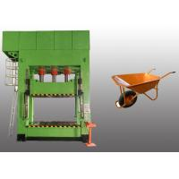 China Wheelbarrow Pressing Molding Hydraulic Deep Draw Machine Deep Drawing Press Machine on sale