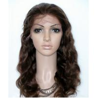 Quality Black Women Full Lace Front Human Hair Wigs Professional Brazilian Wigs for sale