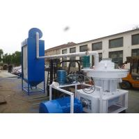Quality Cable Drumsas / Scrap Wood Pellet Production Line With Double Roller Shredder for sale