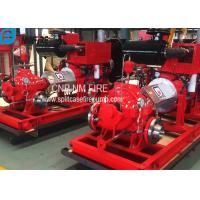 Quality Diesel Engine Driven Centrifugal Fire Pump 2000GPM@150PSI High Performance for sale