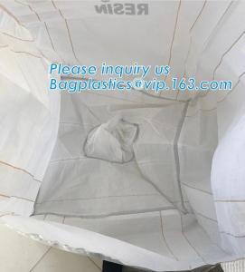 Quality ton jumbo bag for coal,one ton bulk bag,pp woven big bag,100% new polypropylene pp woven bulk bag big bags 1000kg jumbo for sale
