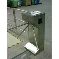 Quality Card Reader Pedestrian Security Gate Swing Arm Rotation With CE ISO9001 Approved for sale
