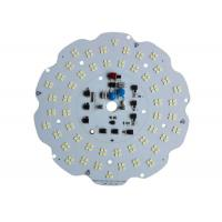 Quality Square Lighting Driverless Led Pcb / Round Led Bulb Pcb Easy To Change for sale
