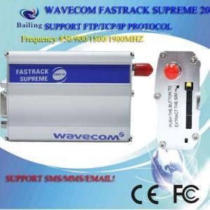 Quality RS232 wavecom fastrack supreme 20 sms modem for sale