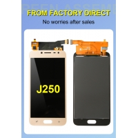 Quality Touch Screen Digitizer 100% Original LCD Display Module For Samsung J250 for sale