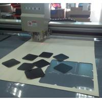 Quality Rubber blanket cnc cutting machine for sale