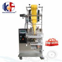 Quality KEFAI Factory price four side seal shampoo packing machine for sale