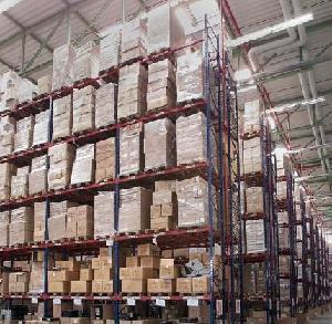 China Pallet Rack / Pallet Racking / Selective Pallet Rack on sale