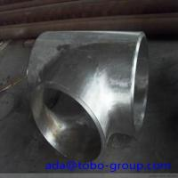 Quality Seamless / weld Stainless Steel Pipe Tee UNS S32760 A815 UNSS31803 A403 WP321 321H WP347 for sale