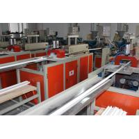 Quality HDPE Pipe Production Line / Hdpe Pipe Making Machine 600kgs/h FCC for sale