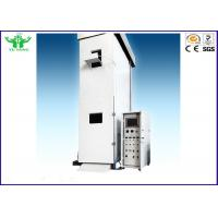Buy cheap IEC 60332-3 Vertical Flame Tester for Burning Behaviour of Bunched Cables from wholesalers