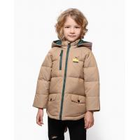 China Bilemi Baby Thick Lovely Warm Parkas Hooded Down Jacket Winter Boys Downcoat for sale