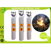 Quality Highly Flammable Electronic Gases 40L Cylinder For Chemical Industry for sale
