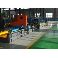 Quality Fully Automatic Seamless Pipe Milling Machine , Welded Pipe Mill HG76 for sale