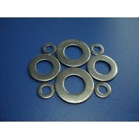 Quality Customized Stainless Steel Flat Washers M20 With Round Hole , Hot Dip Galvanized for sale