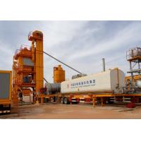 Quality 80T Storage Bin 160tph Batch Type Hot Mix Plant , Mobile Batching Plant 8 Units for sale