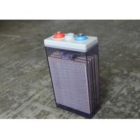 Quality Transparent Sealed F12 2 volt 300ah Tubular Plate Battery For Power Plant for sale