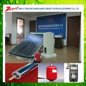 China Evacuated Tube Solar Water Heater price on sale