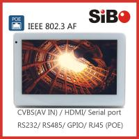 """Quality Building Automation 7"""" Android Tablet PC Support POE RS485 Wall Mount for sale"""