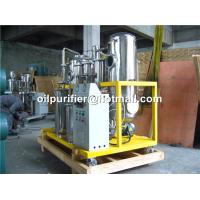 Quality Stainless Steel Oil Filtration,Decolor Used Cooking Oil Purification Machine For Making Biodiesel , Oil Purifier HOPU for sale