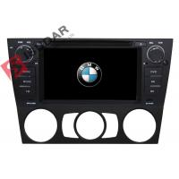 Quality Support Digital TV Double Din Dvd Gps Car Stereo , BMW E92 Sat Nav For Manual Air Condition for sale