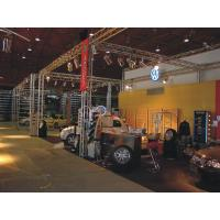 Quality Aluminum Stage Lighting Truss Professional For Auto Show Truss for sale