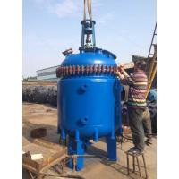 China F Type 2500L-30000L Glass Lined Reactor Glass lined Reaction Tank Reaction kettle on sale