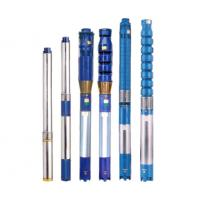 Multiple Stage Deep Well Electric Submersible Water Pump with 80 - 180 m Pump