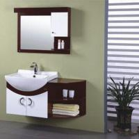 Quality Oak Bathroom Cabinet with 85 x 15 x 70cm Mirror Size for sale