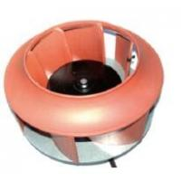 Quality 133mm X 91mm DC Centrifugal Fan With Backward Curved Impellers For Ventilation for sale