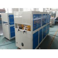 Buy cheap Fully Automatic 380V 50HZ Plastic PVC Profile Extrusion Line Twin Screw Extrusion Machine from wholesalers