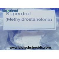 Quality Oral Anabolic Steroid Powder Methasterone Superdrol 3381-88-2 for Bodybuilding for sale