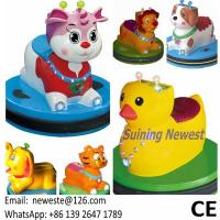 Buy Playground Funny Mini Battery Bumper Car For Kids at wholesale prices