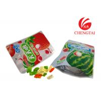 Quality Small Gravure Printing Sealable Stand Up Pouches Food Packaging for sale