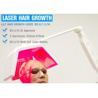 Quality Comfortable Painless Diode Laser Hair Regrowth Treatment Machine Handheld for sale