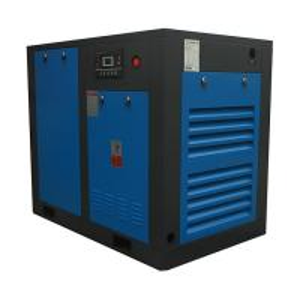 China 12v Hand Pump Rotary Screw Type Air Compressor 1.6 m3 / Min 15HP Air Compressor on sale