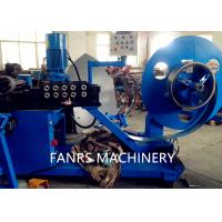 Buy CE Spiral Tube Forming Machine / Round Duct Elbow Making Machine at wholesale prices