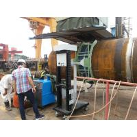 China Preheating Medium Frequency Induction Heating Equipment For Feed Air Heater to 300°F on sale