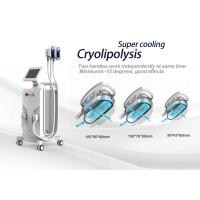 Quality Multifunction Cryolipolysis Slimming Machine With Smart Isolation System for sale