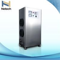 Quality Air cooling Aquaculture Ozone Generator 20g for hotel and industry water treatment for sale