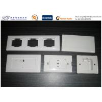 China Wall Electrical Plastic Light Switch Covers Plastic Houseware Injection Molding on sale