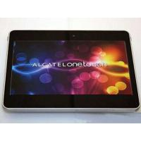 Quality Android 4.0 Capacitive 7 Inch Touchpad Tablet PC WIFI / HDMI / Camera 1024 * 600 Pixels for sale
