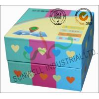 Buy Cardboard Rigid Paper Electonics Smart Watch Packaging Box Glossy Varnishing at wholesale prices
