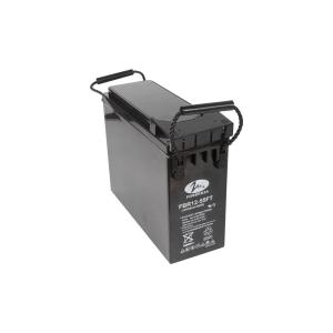 Quality 12V 55ah Deep Cycle Battery Front Terminal Battery For Telecom for sale