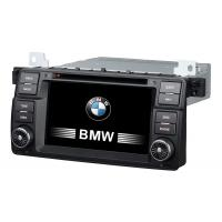 Quality iPod Canbus BMW Car DVD Player GPS Navigation System for E46 ST-8608 for sale